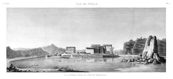 A Vol. I — Île de Philæ — Pl. 2