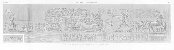 A Vol. II — Thèbes. Medynet-Abou — Pl. 10