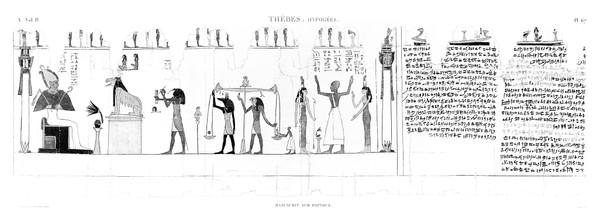 A Vol. II — Thèbes, Hypogées — Pl. 67