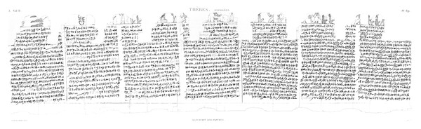 A Vol. II — Thèbes, Hypogées — Pl. 69