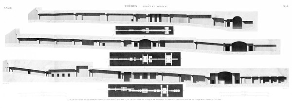 A Vol. II — Thèbes, Hypogées — Pl. 78