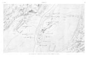 A Vol. II — Thèbes — Pl. 1 - Plan général de la portion de la varrée du Nil qui comprend les ruines