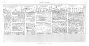 A Vol. II — Thèbes Hypogées — Pl. 61 - Manuscrit sur papyrus 1ère partie