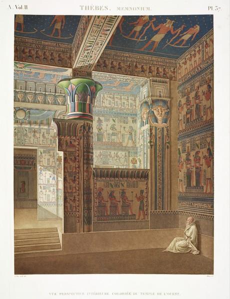 A Vol. II — Thèbes. Memnonium. — Pl. 37