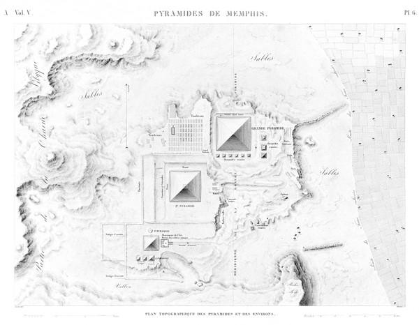 A Vol. V — Pyramides de Memphis — Pl. 6