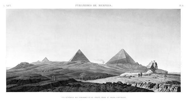 A Vol. V — Pyramides de Memphis — Pl. 8