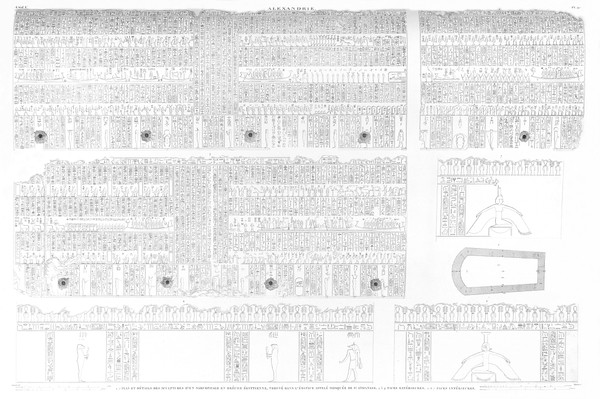 A Vol. V — Alexandrie — Pl. 40