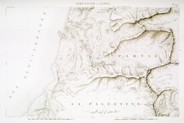 Jérusalem et Jaffa