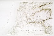 Jérusalem et Jaffa - Carte feuille 44