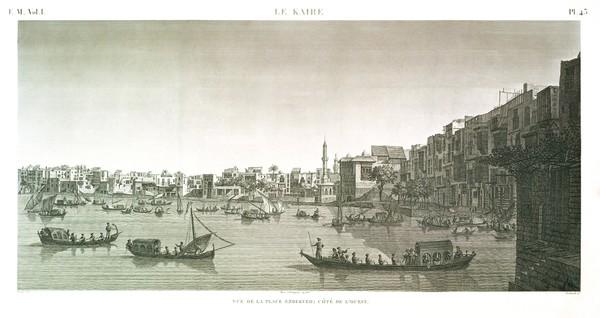 EM Vol. I — Le Kaire — Pl. 43