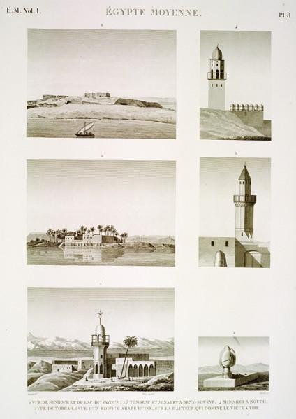 EM Vol. I — Égypte moyenne — Pl. 8