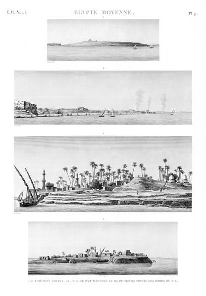 EM Vol. I — Égypte Moyenne — Pl. 9
