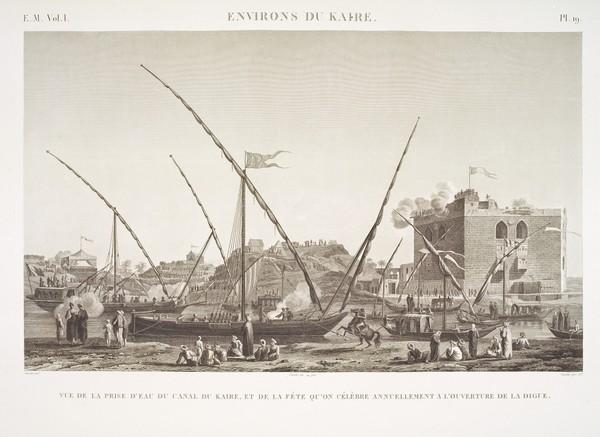 EM Vol. I — Environs du Kaire — Pl. 19