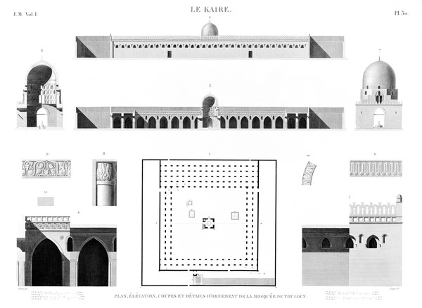 EM Vol. I — Le Kaire — Pl. 30