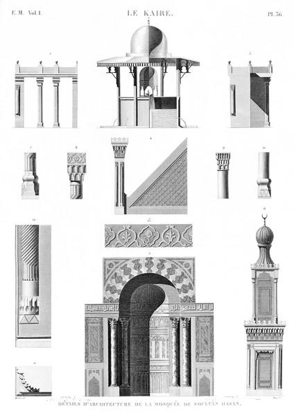 EM Vol. I — Le Kaire — Pl. 36