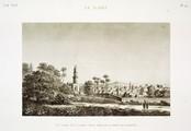 EM Vol. I — Le Kaire — Pl. 45 - Vue prise d'un jardin situé près de la porte de Nasryeh.