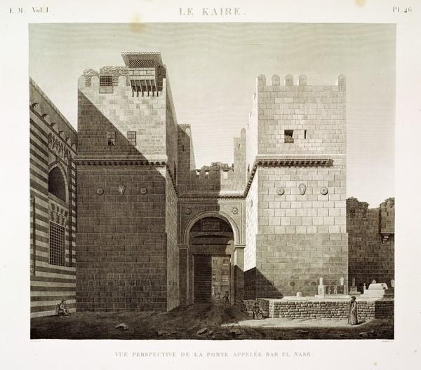 EM Vol. I — Le Kaire — Pl. 46