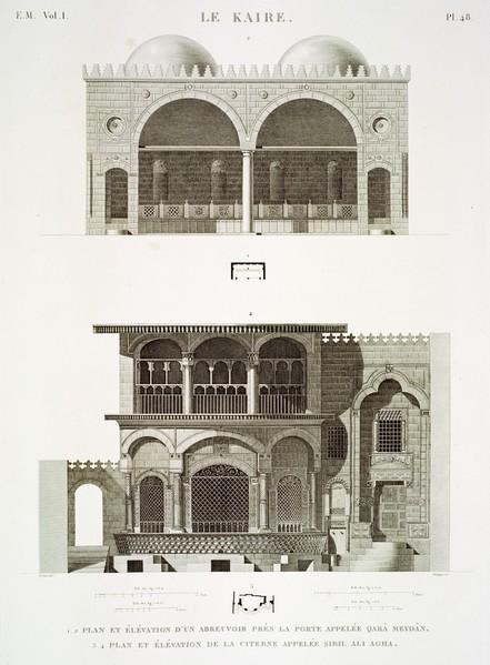 EM Vol. I — Le Kaire — Pl. 48