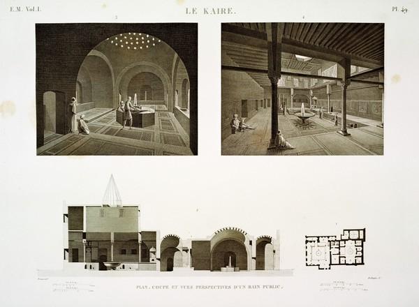 EM Vol. I — Le Kaire — Pl. 49