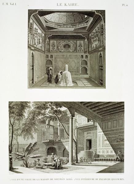 EM Vol. I — Le Kaire — Pl. 51