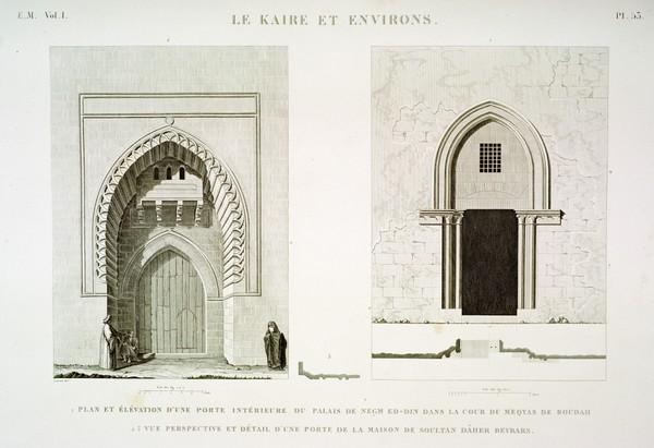 EM Vol. I — Le Kaire et environs — Pl. 53