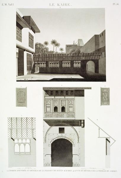 EM Vol. I — Le Kaire — Pl. 56
