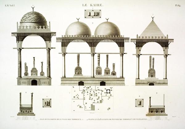EM Vol. I — Le Kaire — Pl. 64