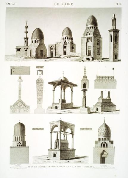 EM Vol. I — Le Kaire — Pl. 65