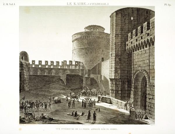 EM Vol. I — Le Kaire (Citadelle) — Pl. 69