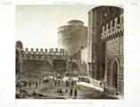EM Vol. I — Le Kaire (Citadelle) — Pl. 69 - Vue intérieure de la porte appelée Bâb el Gebel.