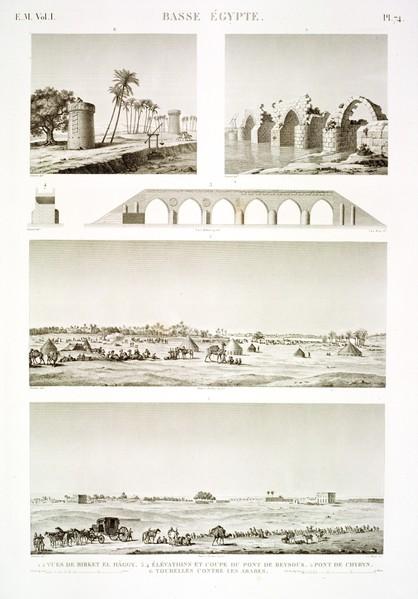 EM Vol. I — Basse Égypte — Pl. 74