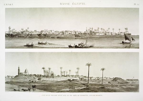 EM Vol. I — Basse Égypte — Pl. 75