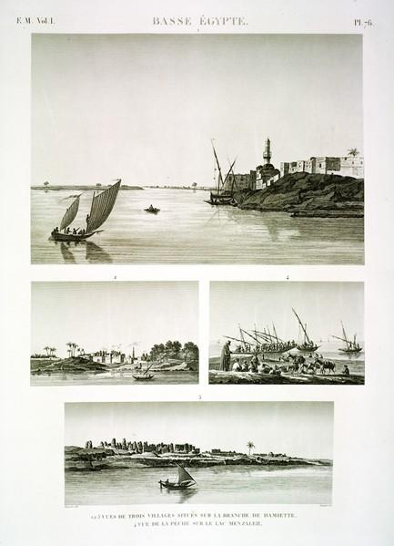 EM Vol. I — Basse Égypte — Pl. 76