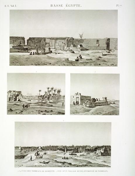 EM Vol. I — Basse Égypte — Pl. 77