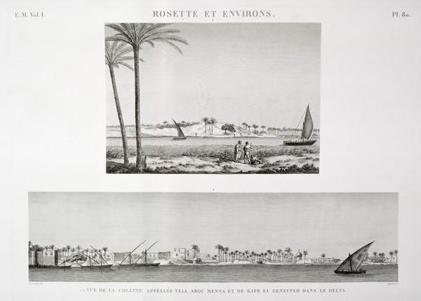 EM Vol. I — Rosette et environs — Pl. 80