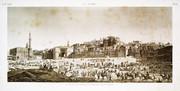 EM Vol. II — Le Kaire — Pl. 67 - Vue de la place appellée El Roumeyleh et de la citadelle