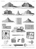 em Vol. II — Vases, meubles et instrumens — Pl. GG