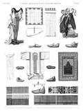 em Vol. II — Vases, meubles et instrumens — Pl. MM