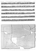 em Vol. II — Inscriptions, monnoies et médailles — Pl. c - Inscriptions et cadran koufiques de la mosquée de Touloun
